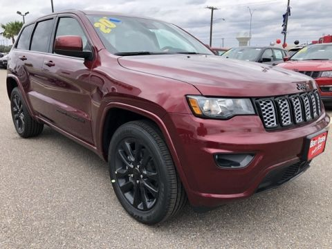 New 2020 Jeep Grand Cherokee Altitude RWD 4D Sport Utility