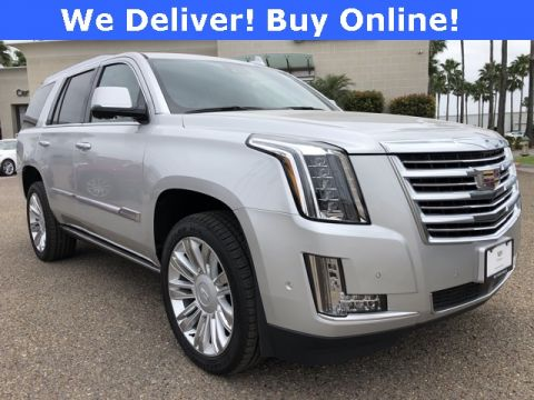 2020 Cadillac Escalade Platinum Edition