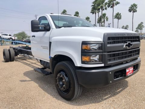 New 2019 Chevrolet Silverado 6500HD RWD