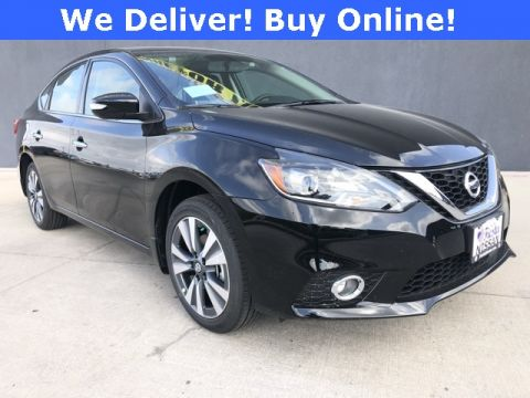 New 2019 Nissan Sentra SL FWD 4D Sedan