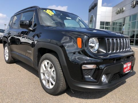 New 2019 Jeep Renegade Latitude FWD 4D Sport Utility