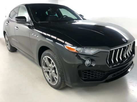 New 2019 Maserati Levante Base AWD 4D Sport Utility